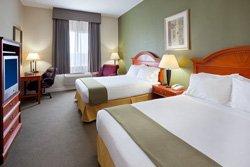 Holiday Inn Express - Chambre lit Queen