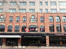 Holman Grand Hotel - Charlottetown, PE