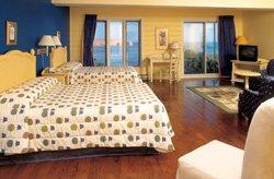 Hôtel le Mirage - Chambre