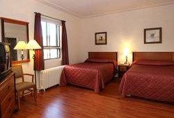 Hôtel St-Denis - Chambre