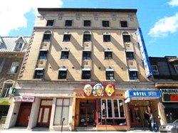 Hôtel St-Denis - Montréal, Qc
