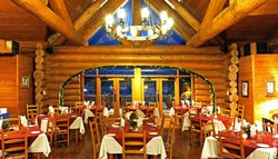 Le Grand Lodge - Restaurant