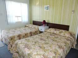 Motel Le Noroît - Chambre 2 lits