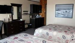 Motel Manoir sur Mer - Chambre 2 lits