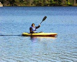 Pourvoirie du Nemiskau - Kayak