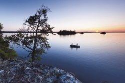 Randonnée en canot, Réserve Faunique La Vérendrye