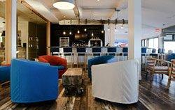 Riôtel Percé -Bar de l'hôtel