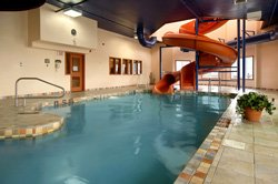 Super 8 Caraquet - Piscine