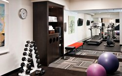The Prince George Hotel - Gym