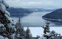 Pourvoirie du Fjord - Paysage