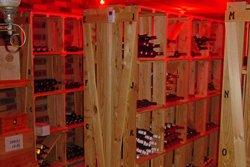 Pourvoirie Ravage - Cave à vin