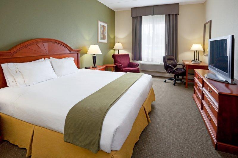 Holiday Inn Express - Chambre lit King