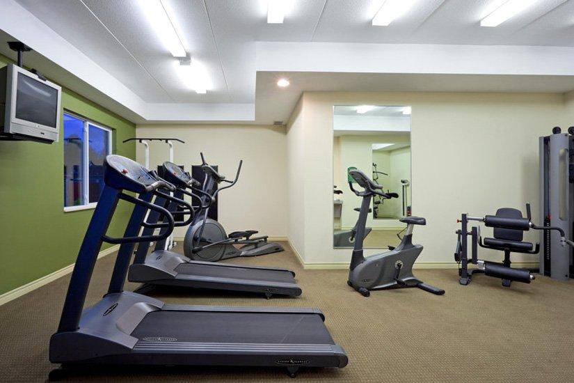 Holiday Inn Express - Gym