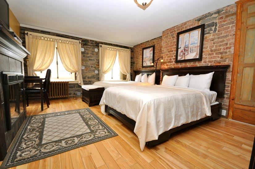 Hotel Acadia - Chambre Supérieure 2 lits