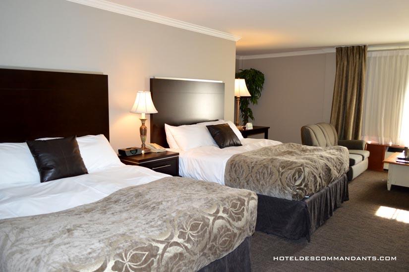 Hôtel des Commandants - Chambre confort