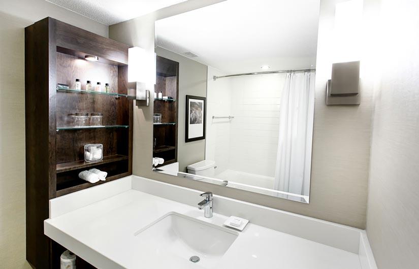 Hôtel Delta Québec - Salle de bain