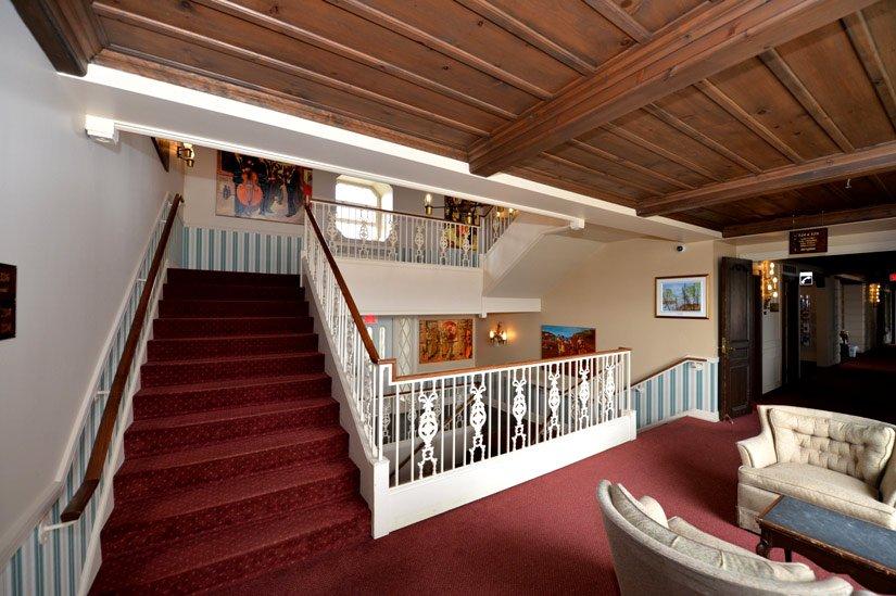 Hôtel Le Manoir - Hall