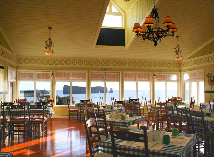 Hôtel le Mirage - Salle à manger