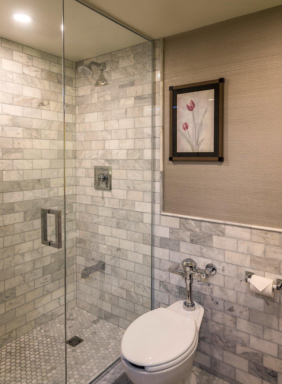 Hôtel Lord Elgin - Chambre de bain