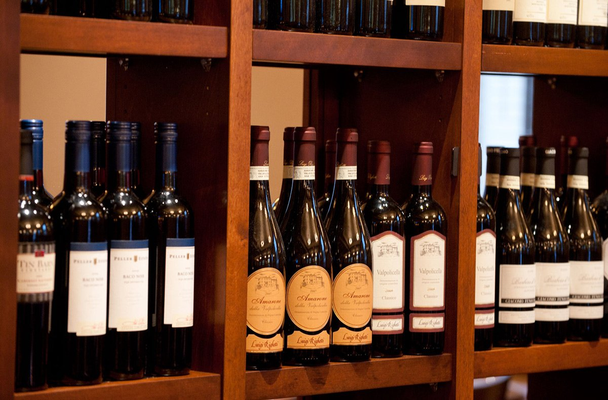 Hôtel Lord Elgin - Choix de vins