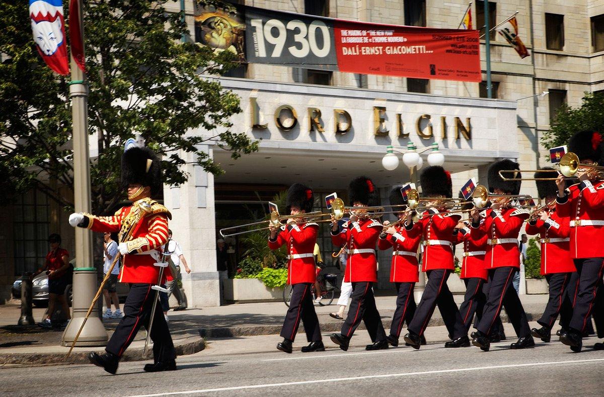 Hôtel Lord Elgin - Festivité