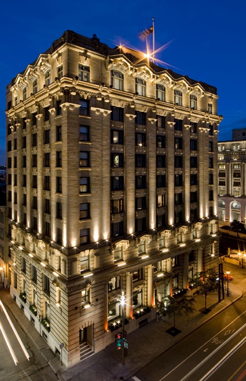 Hôtel St-Paul Montréal