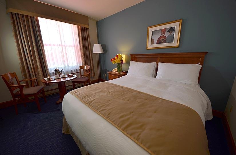 Hôtel Tadoussac - Chambre