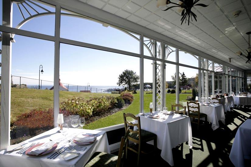 Hôtel Tadoussac - Restaurant