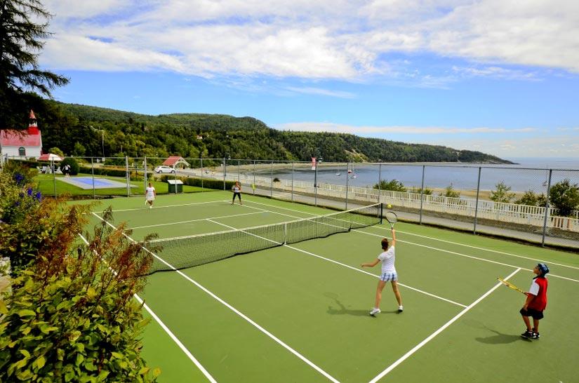 Hôtel Tadoussac - Tennis