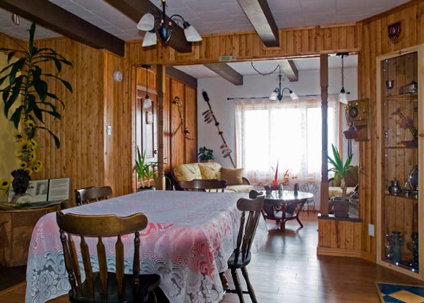 Maison Robertson - Salle à manger