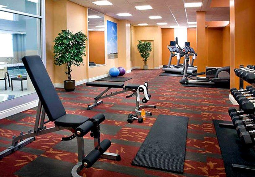 Residence Inn Marriott Kingston - Centre de fitness