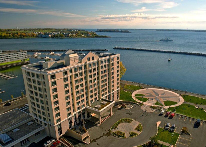 Residence Inn Marriott Kingston - Vue du lac