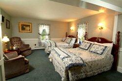 Christmas Farm Inn - Chambre 2 lits