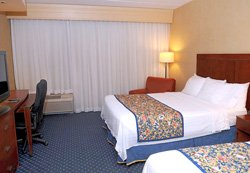 Courtyard by Marriott Gettysburg - Chambre 2 lits Queen