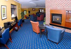 Courtyard by Marriott Gettysburg - Centre d'affaires