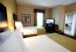 EnVision Hotel - Chambre 2 lits