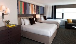 Fifty NYC - an Affinia hotel - Chambre 2 lits
