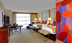 Hôtel Palomar DC - Chambre 2 lits Queen