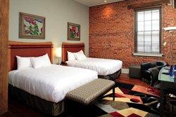 Lancaster Arts Hotel - Chambre 2 lits