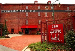 Lancaster Arts Hotel - Lancaster, PA