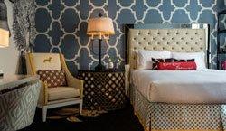 Monaco Philadelphia - Chambre lit King
