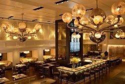 Lounge au Park Central Hotel
