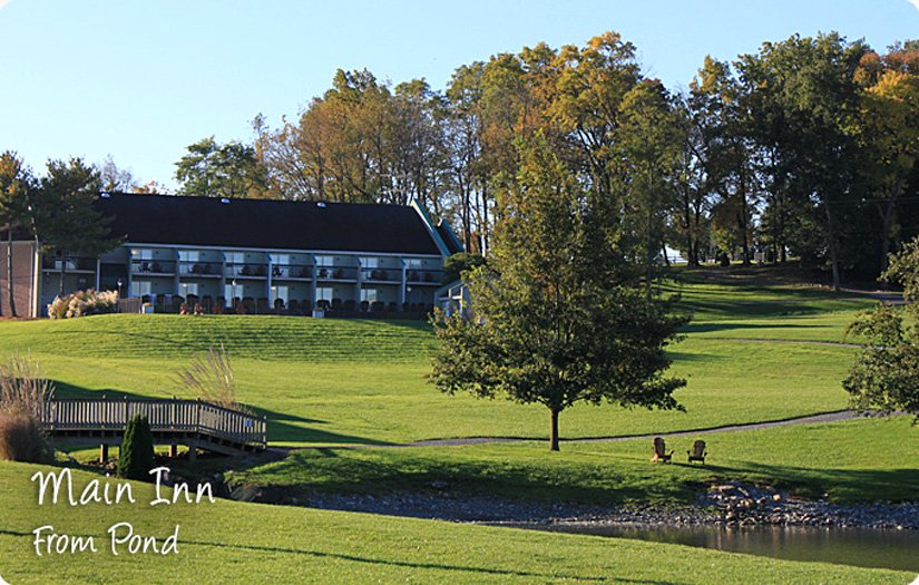 Hershey Farm - L'auberge principale