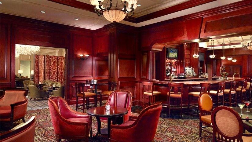 Omni Shoreham - Marquee Bar-Lounge
