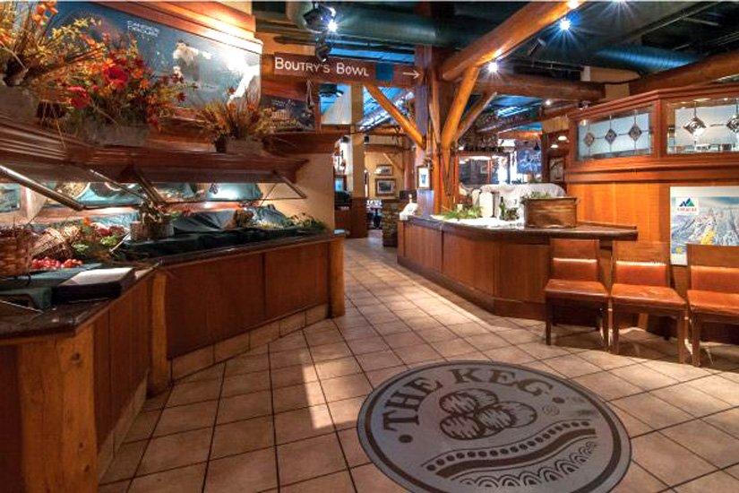 Banff Cariboo Lodge & SPA - The Keg Steakhouse & Bar