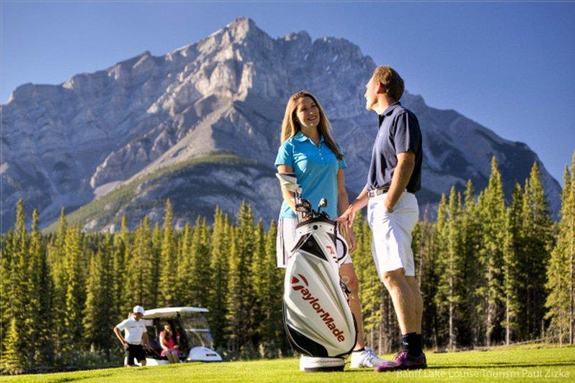 Banff Cariboo Lodge & SPA - Golf à proximité