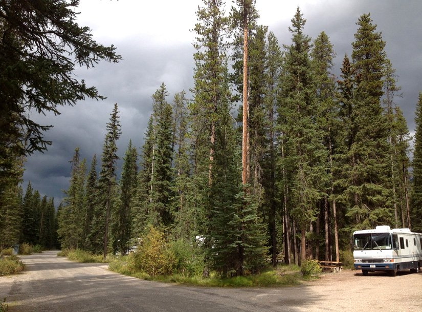 Camping du Lac Louise