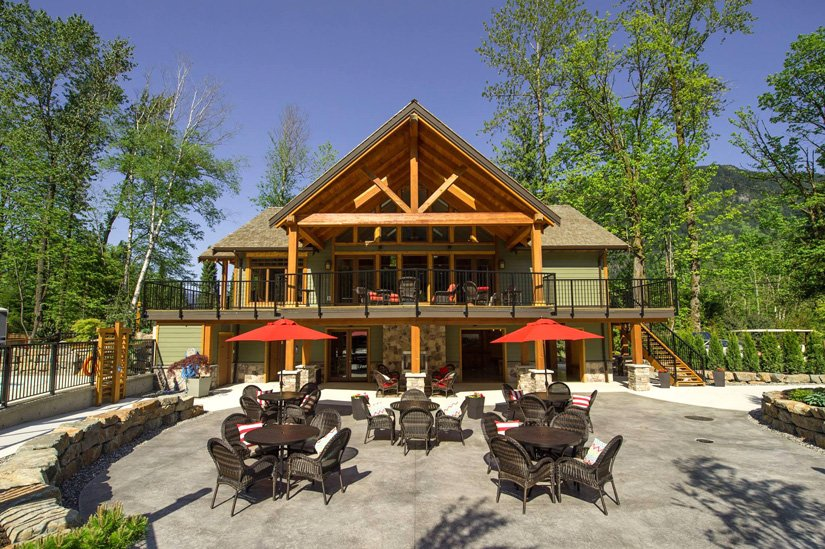 Camping Springs RV Resort - Club House