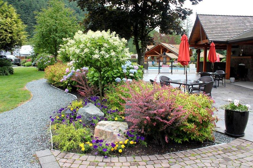 Springs RV Resort - Jardin