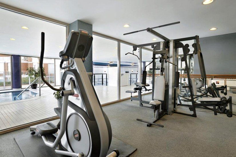 Coast Harbourside Victoria - Gym